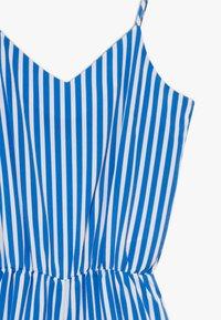 LMTD - DAYA CULOTTE SUIT - Combinaison - dazzling blue/brightwhite - 2