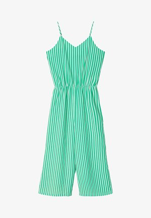 DAYA CULOTTE SUIT - Jumpsuit - green
