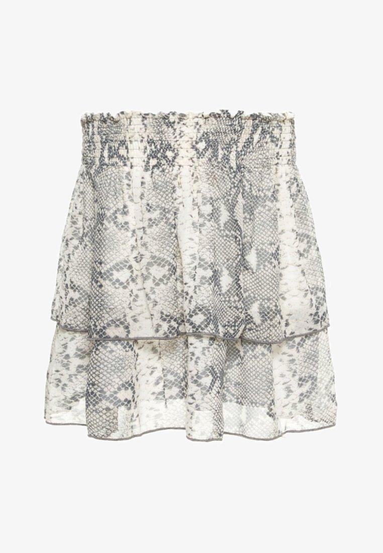 LMTD - VOLANTS - Mini skirts  - moonbeam