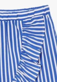 LMTD - SKIRT - Áčková sukně - dazzling blue/bright white - 2