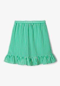 LMTD - SKIRT - A-line skirt - green - 3