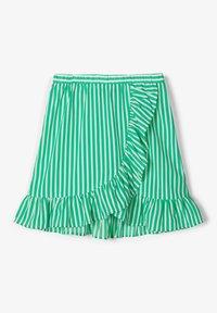 LMTD - SKIRT - A-line skirt - green - 2