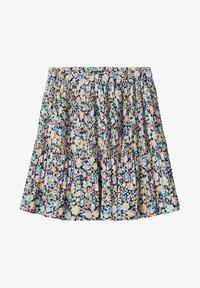 LMTD - A-line skirt - sky captain - 1