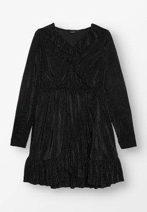 NLFSKY DRESS - Cocktailkleid/festliches Kleid - black