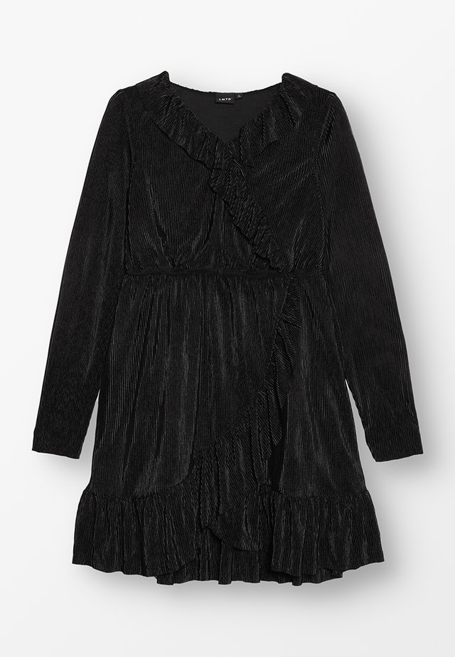NLFSKY DRESS - Cocktailjurk - black