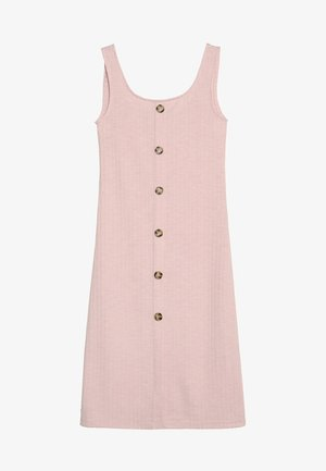 NLFHARSE DRESS - Robe en jersey - pink nectar