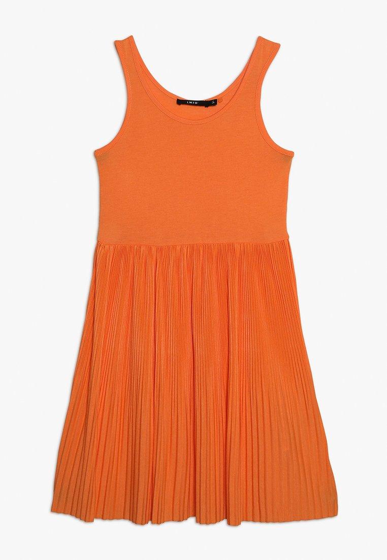 LMTD - NLFFIRENZE - Vestido ligero - sun orange
