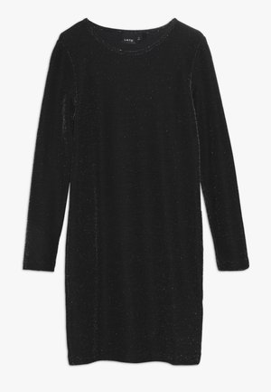 NLFSUNA DRESS - Cocktail dress / Party dress - black