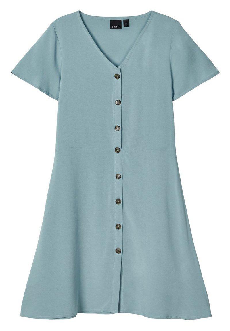 LMTD - DURCHGEHEND GEKNÖPFTES - Shirt dress - arona