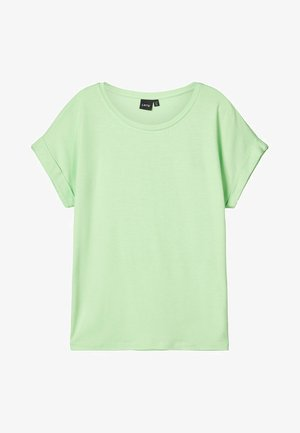 Basic T-shirt - paradise green