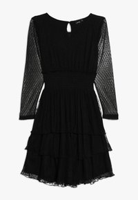 LMTD - NLFSUE DRESS - Cocktail dress / Party dress - black - 0