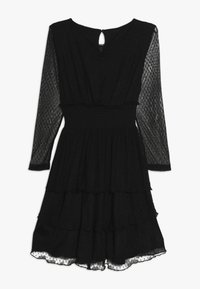 LMTD - NLFSUE DRESS - Cocktail dress / Party dress - black - 1