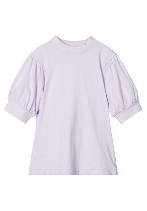 T-shirts basic - orchid petal