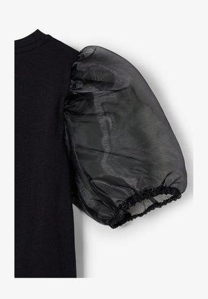 BALLONÄRMEL - T-shirt basic - black