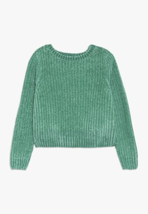 NLFOCAMILLE - Pullover - emerald