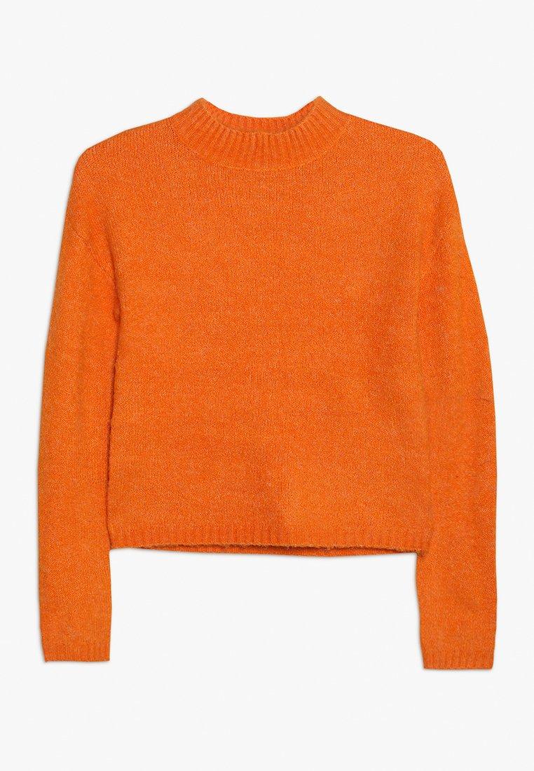 LMTD - NLFODETTE - Strickpullover - sun orange