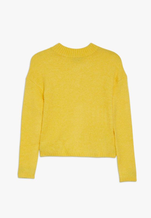 NLFODETTEO - Stickad tröja - freesia