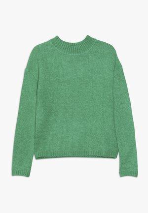 NLFODETTEO - Jersey de punto - emerald
