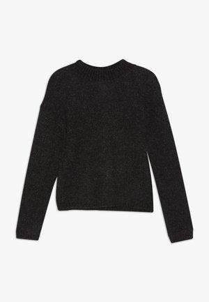 NLFODETTEO - Sweter - black
