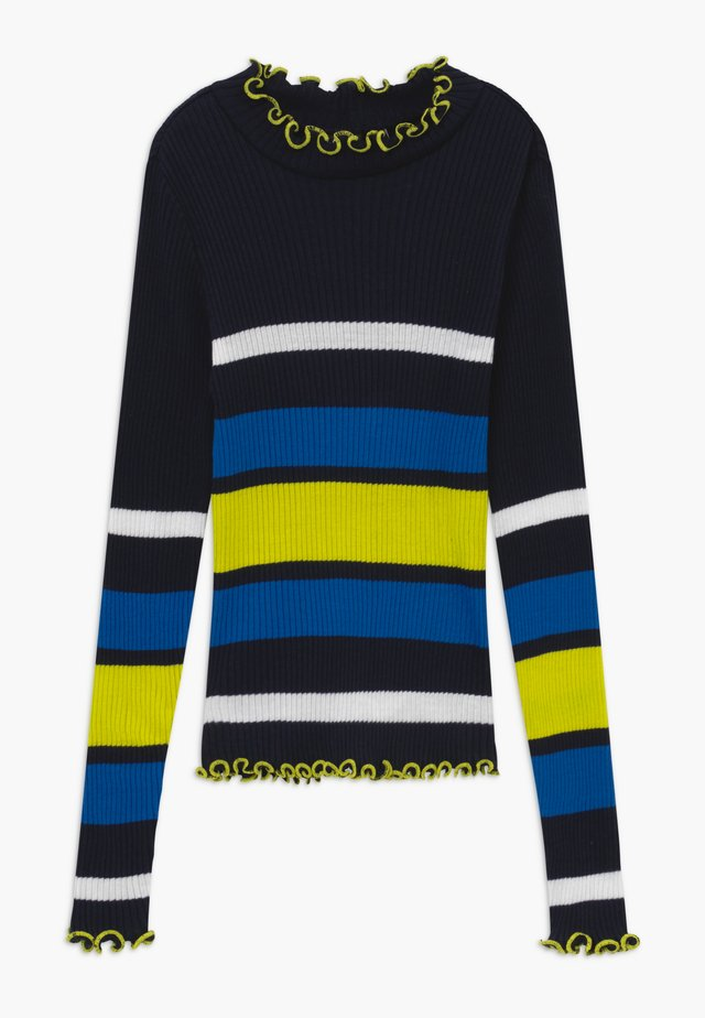 NLFBROKE TURTLENECK - Jumper - sky captain