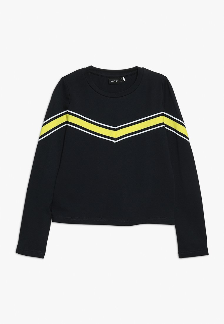 LMTD - NLFJOSSESAB  - Langærmede T-shirts - sky captain