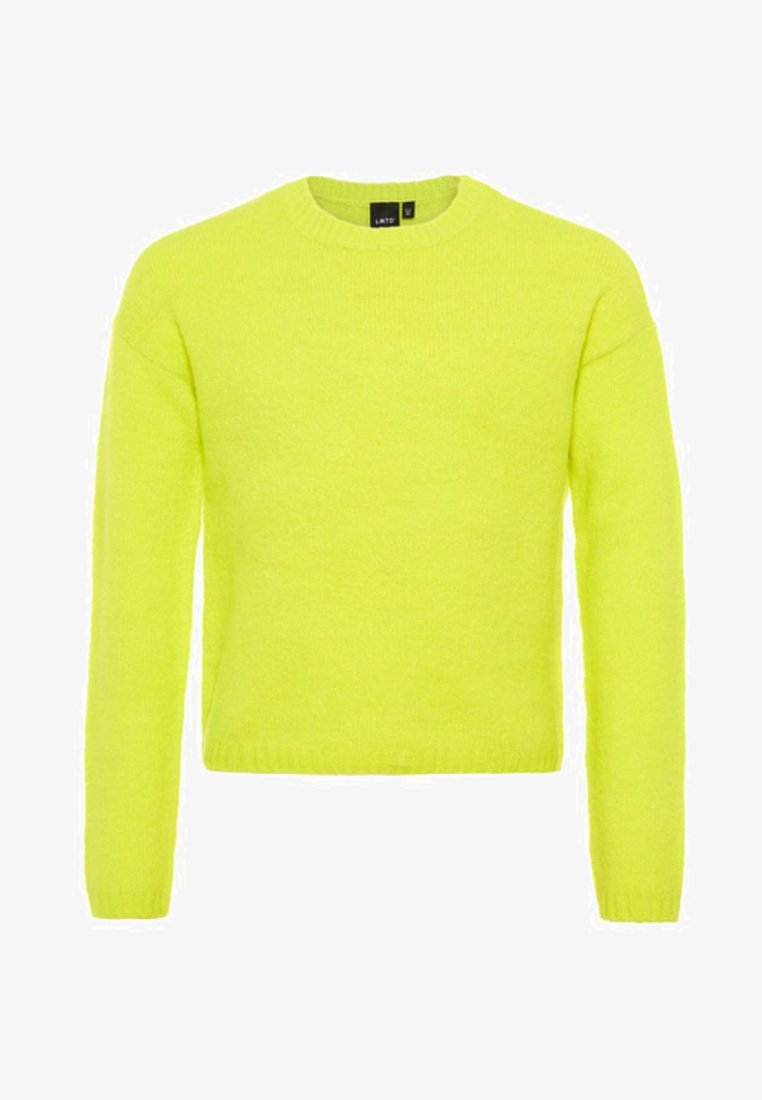 LMTD - Sweatshirt - safety yellow