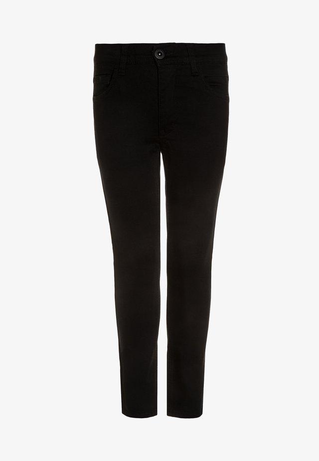 NLMPILOU TWIADAM PANT - Jeans Skinny Fit - black