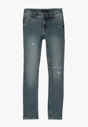 NLMPILOU PANT - Jeans Skinny Fit - medium blue denim