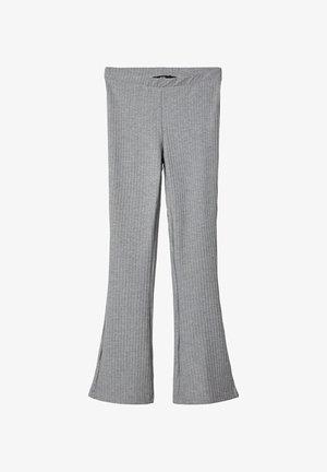 Bukser - dark grey melange