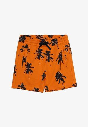 NLMHJALTE - Verryttelyhousut - sun orange