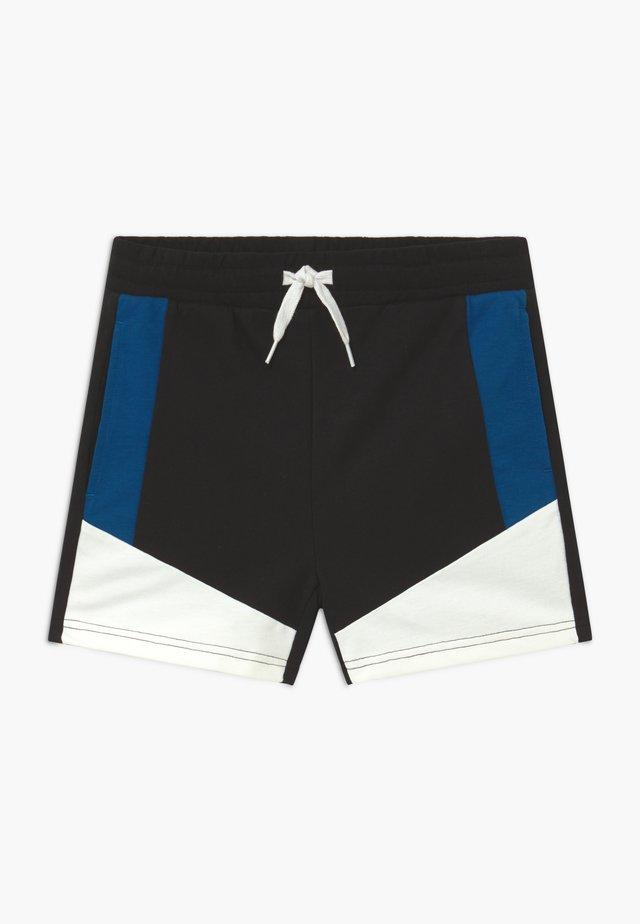 NLMFELIX - Teplákové kalhoty - black