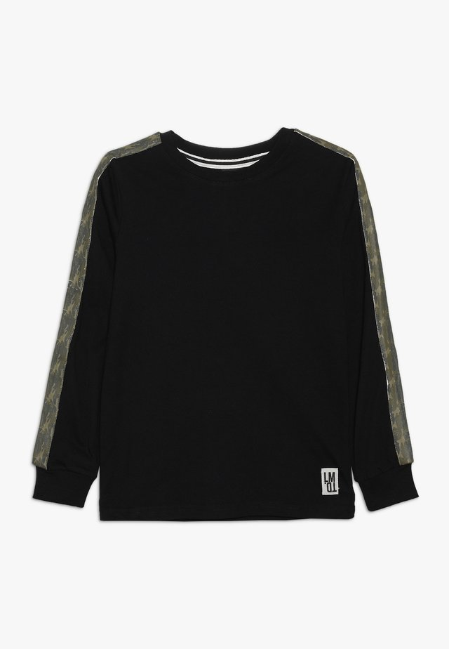 NLMLORRY - Langarmshirt - black