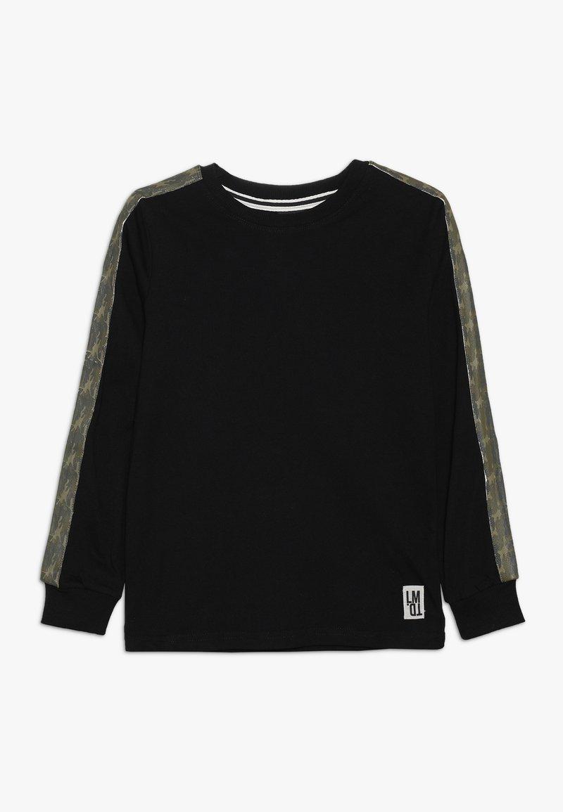 LMTD - NLMLORRY - T-shirt à manches longues - black
