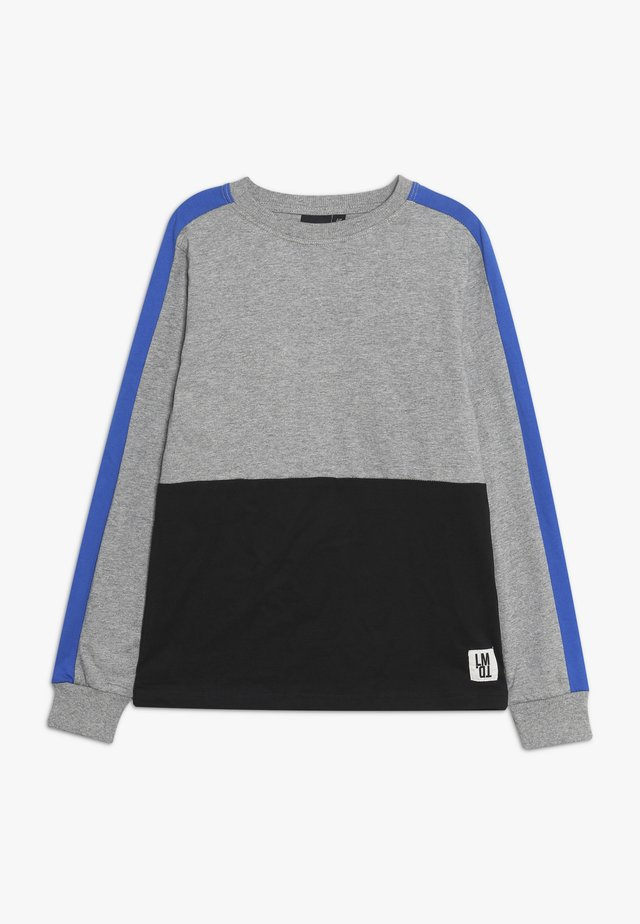 NLMOLAF - Långärmad tröja - nautical blue