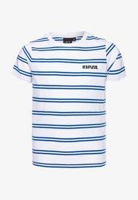 LMTD - NLMFAIK - Print T-shirt - bright white - 0