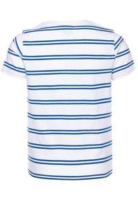 LMTD - NLMFAIK - Print T-shirt - bright white - 1