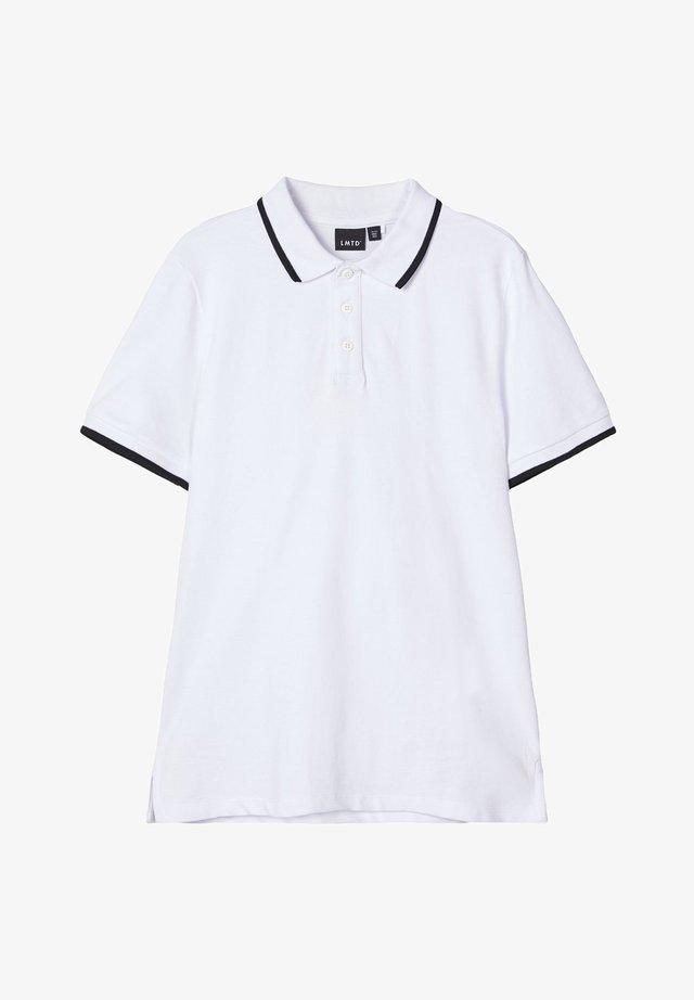 Poloshirt - bright white