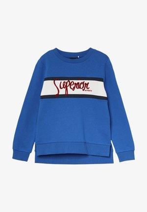 NLMNATE - Sweater - nautical blue