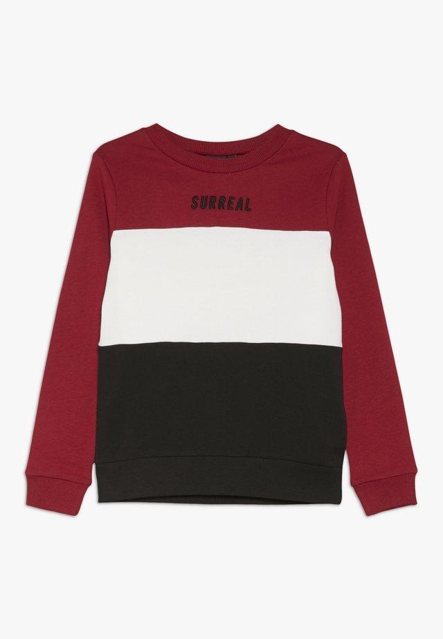 NLMROCKY  - Sweatshirt - rio red