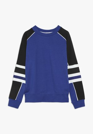 NLMRAMY - Sweater - mazarine blue