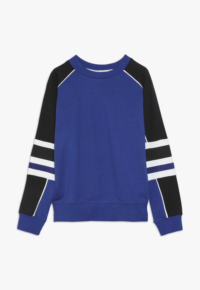 NLMRAMY - Sweatshirt - mazarine blue