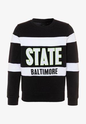 NLMTREGO - Sweatshirt - black