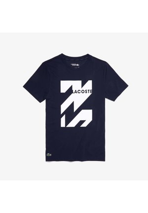 SPORT TEE HOMME - T-shirt con stampa - blue