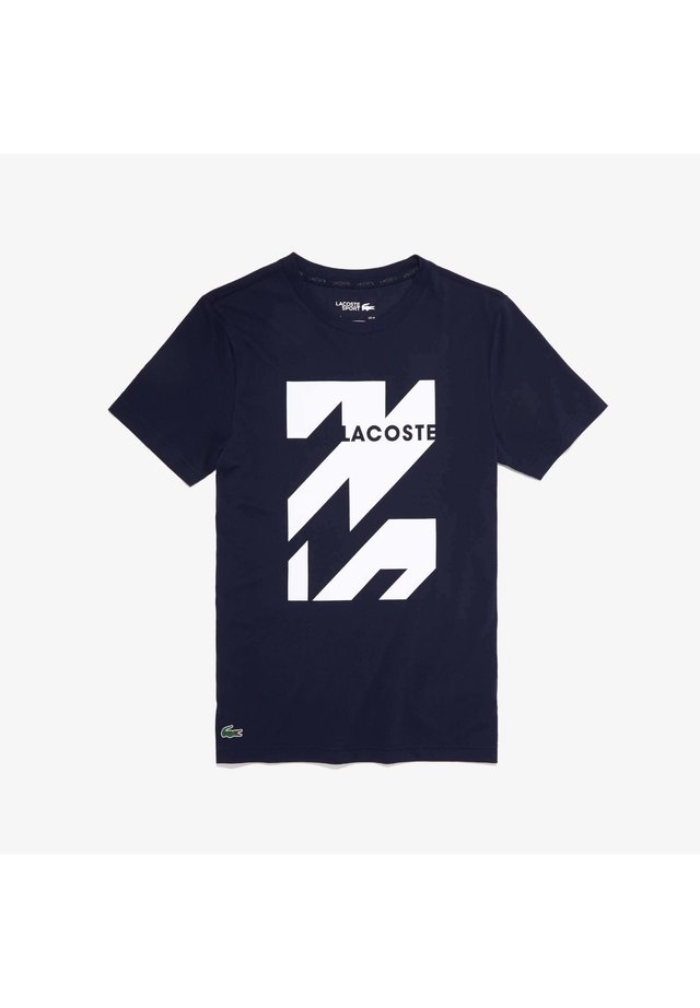 SPORT TEE HOMME - T-shirts med print - blue