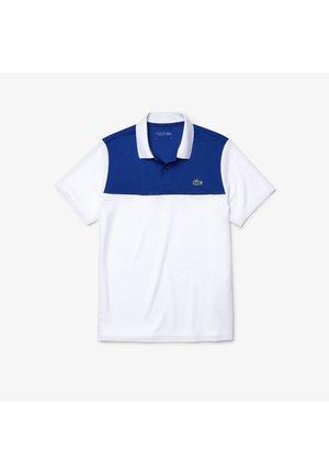 Polo - weiß / blau / weiß