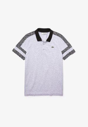 YH4908 - Polo shirt - gris chine / noir / blanc