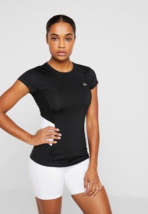 TENNIS AUSTRALIAN OPEN - T-shirt con stampa - black/white