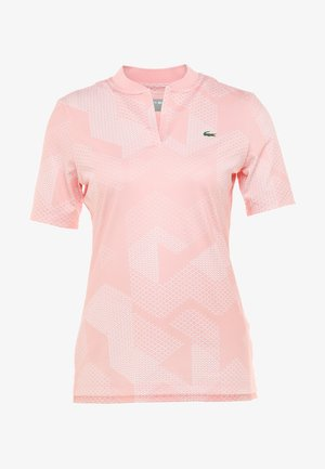 GOLF GRAPHIC - Camiseta estampada - bagatelle pink/white