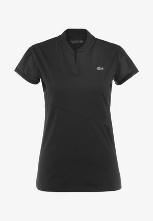 TENNIS  - T-shirt print - black/white