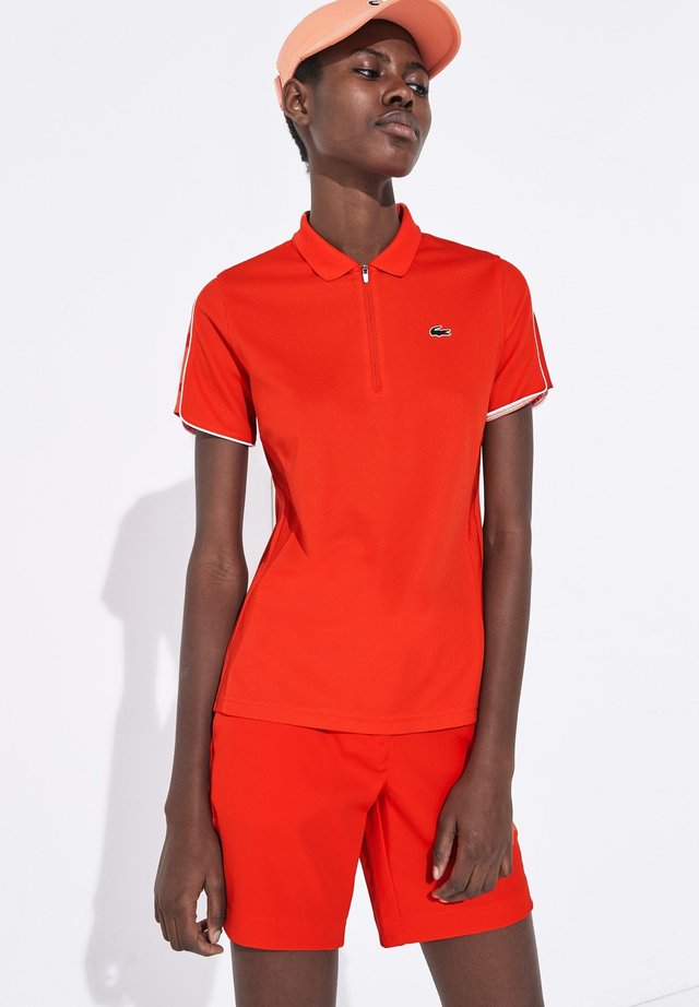 PF5209 - Polo shirt - rouge / blanc